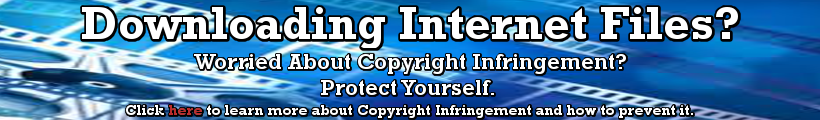 Protect Yourself from Copyright Infringement